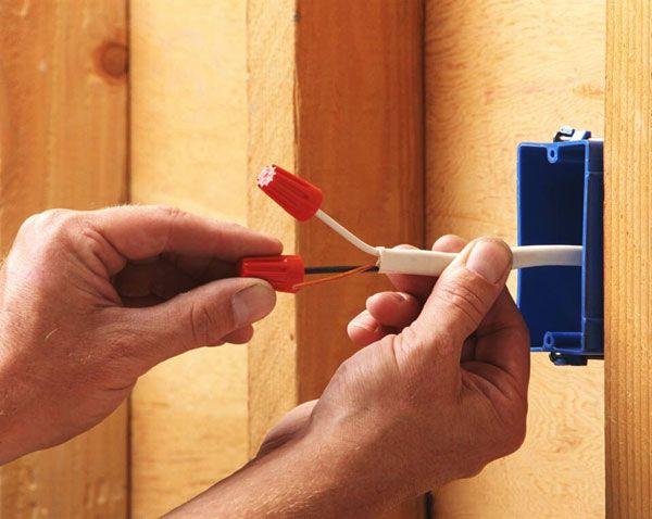 Пять правил успешной замены электропроводки